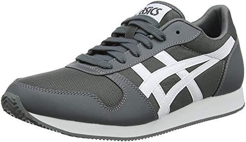 Asics Curreo II, Zapatillas de Running Hombre, Gris (Steel Grey/White 021), 41.5 EU