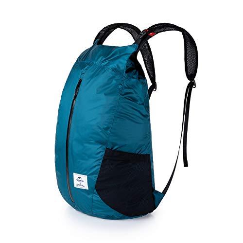 Naturehike Foldable Backpack 25L Cordura Fabric Lightweight Waterproof Bags