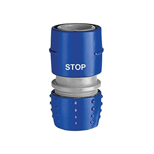 TATAY 0001701 Stop Raccord 19-26 mm Plastique Bleu Dimensions 4,5 x 7 cm