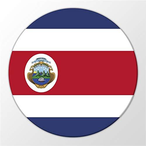 Kühlschrank Magnet Costa Rica Flagge Zentramerika Flag Magnettafel Whiteboard