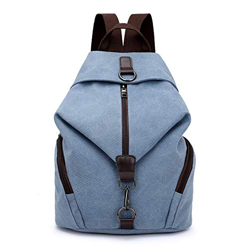 CMZ Ladies Backpack School Bag Fashion PU Leather Shoulder Bag Travel Light and Cute Casual Waterproof Backpack Girl