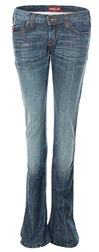 Killah Jeans pantaloni Very Slim tubo 5-pocket Slim Muse