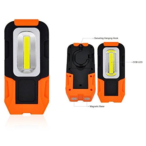 DEL main//Travail Lampe Avec Câble handampe pour Garage atelier camping