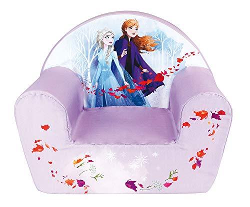 fauteuil reine des neiges aldi