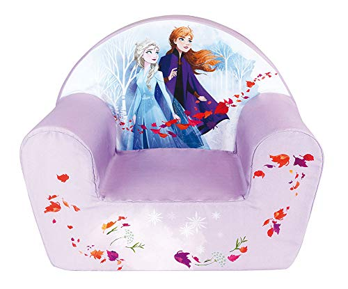Fun House 713189 Disney Frozen Poltrona Club Bambino Origine Francia