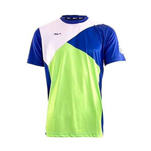 Siux Camiseta Zeus Verde Azul
