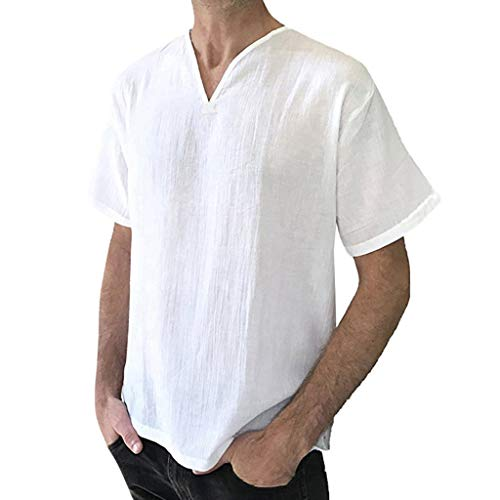 Camiseta para Hombre,Verano...