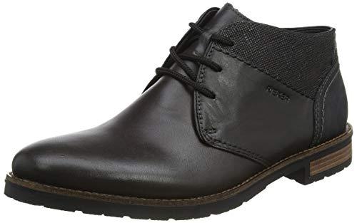 Rieker Herren 14630 Mode-Stiefel, grau, 43 EU