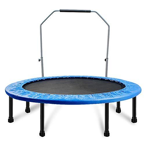 AXBC Trampoline voor kinderen en volwassenen, met veiligheidsnet, bescherming, indoor, sport, outdoor, fitness, tuin, jumping board