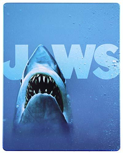 Jaws 4K UHD Steelbook [Blu-Ray] [Region Free] (IMPORT) (No hay versión española)