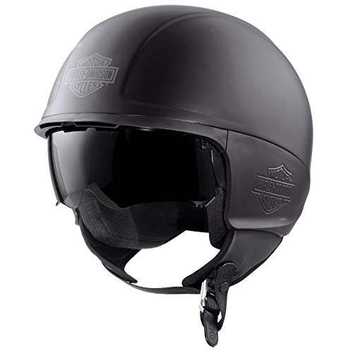 Harley-Davidson Helm Delton, schwarz, M