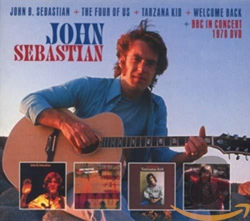 John B.Sebastian+the Four of Us...(Plus)