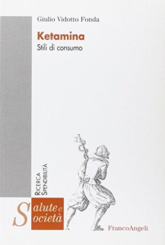 ketamina libro