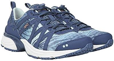 Ryka Women's Hydro Sport Training Water Shoe, Blue Sapphire, 8.5 M US