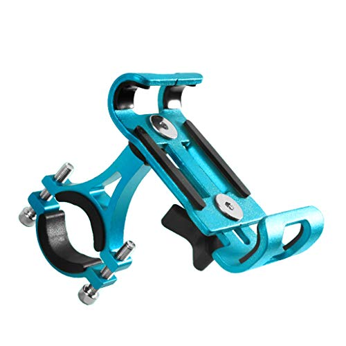 JOYKK stuurhouder van aluminium voor fietsendrager voor motorfiets.