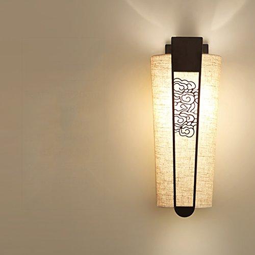 Applique Murale Chambre à coucher Chambre à coucher Salon Aisle Retro Chinese Wall Lamp (style : B)