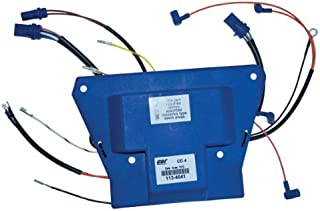 Johnson Evinrude Outboard Power Pack 120 Looped Charged 1988-1991, 1992-1994 4 Cyl Part# 113-4041 OEM# 583489, 584040, 584041, 18-5772, 9-25017
