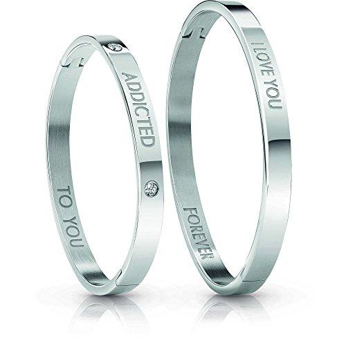 Guess Lovers Bangle Trendy Damen-Armband UBS84404