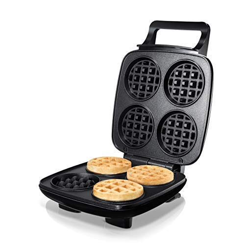 Burgess Brothers ChurWaffle Maker · Specialty Waffle Maker · Makes 4 Waffles at a...