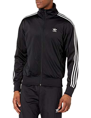 adidas Originals,mens,Firebird Track Top,Black,X-Large