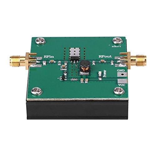 Akozon RF-Verstärker, 1PC 433MHz HF-Leistungsverstärker 5W SMA-Anschluss für 380-450MHz-Fernbedienungssender Amateurfunkmodul
