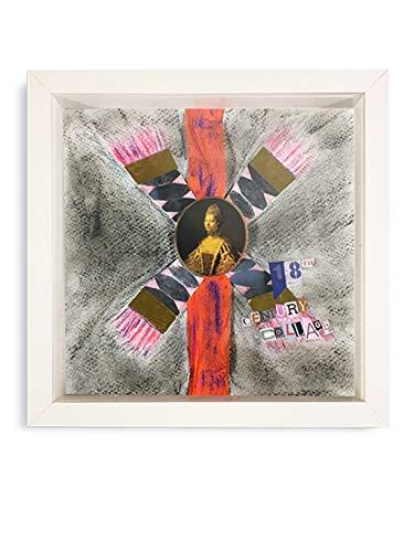 '18th Century Collage' - Pieza única