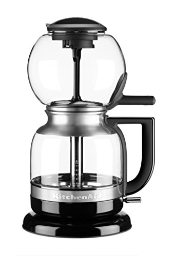 KitchenAid 5KCM0812EOB, ARTISAN zaparzacz do kawy, ONYX CZARNY