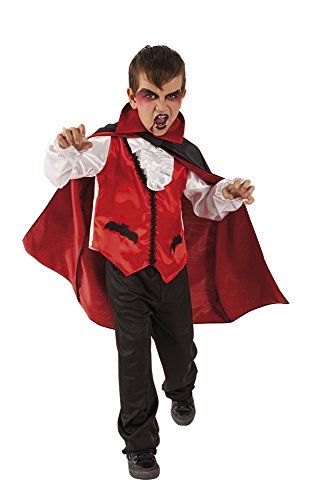 Rubies Disfraz Infantil - El Conde Drácula 8-10 años