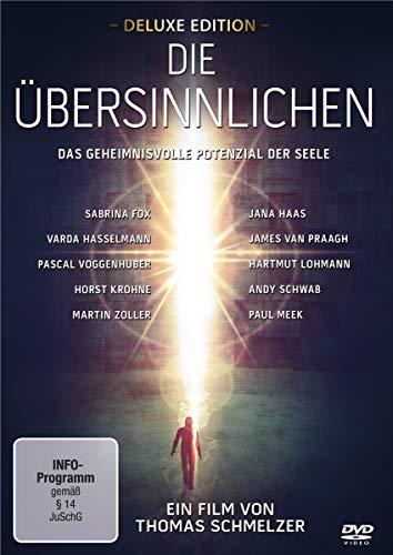 Die Übersinnlichen - Das geheimnisvolle Potenzial der Seele (Deluxe Edition mit Bonusmaterial und Begleitbooklet) [Deluxe Edition]