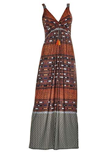 Kleid Orange Dream Größe 42