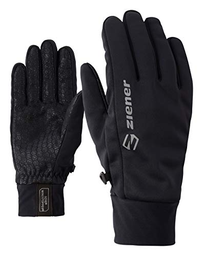 Ziener Gloves Irios - Guanti Multisport, da Uomo, Uomo, 802048, Nero, 10.5