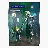 Generic 7 Final Fantasy Ff7 Strife Cloud Remake Ho