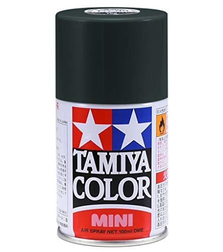 Tamiya TS29 : Peinture TS29 noir satiné - en bombe aérosol de 100ml