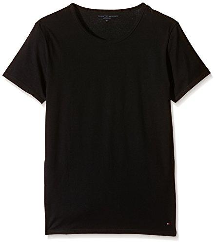 Tommy Hilfiger Herren T-Shirts 3er Pack , schwarz (black 990),  L (50)