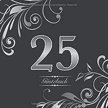 25 Gästebuch Zur Silberhochzeit Perfekt Für Das Eintragen