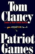 Tom Clancy's Patriot Games True First Edition First Printing