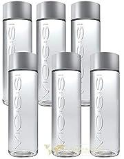 Voss Artesian Stillwater glazen fles 800ml (6 stuks)