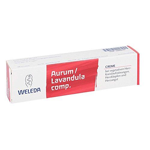 WELEDA Aurum/Lavandula comp. Creme, 70 g Creme