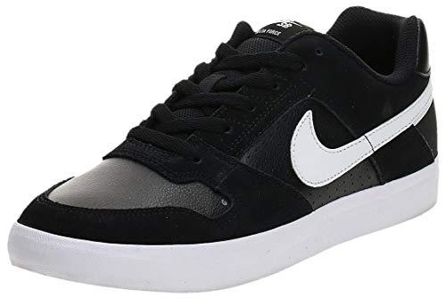 Nike SB Delta Force Vulc, Zapatillas de Skateboard Unisex Adulto, Multicolor (Black/White/Anthracite/White...
