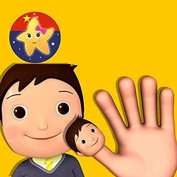 宝宝的手指家族