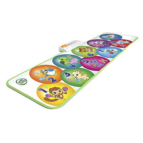 LeapFrog Learn & Groove Musical Mat (Frustration Free Packaging), Great Gift For Kids, Toddlers, Toy for Boys and Girls, Ages 2, 3, 4, 5