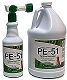 Grass Deodorizer 1 Gallon + 32 oz Bottle w/Nozzle - Starter Pack
