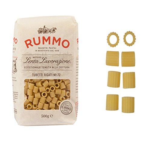 Rummo Tubetti Rigati - 500 gr