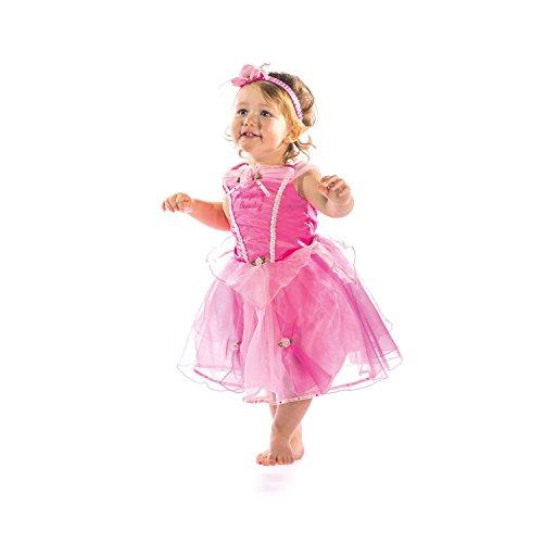 Disney Travis diseña trajes de bebé La princesa Bella Durmiente 3-6 meses