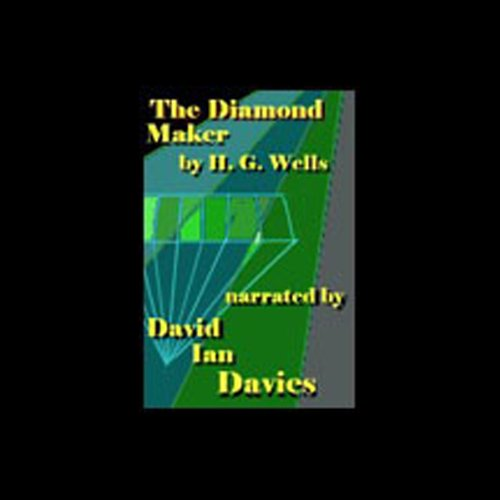 The Diamond Maker cover art