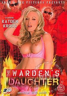 THE WARDEN\'S DAUGHTER KAYDEN KROSS / DVD FILM