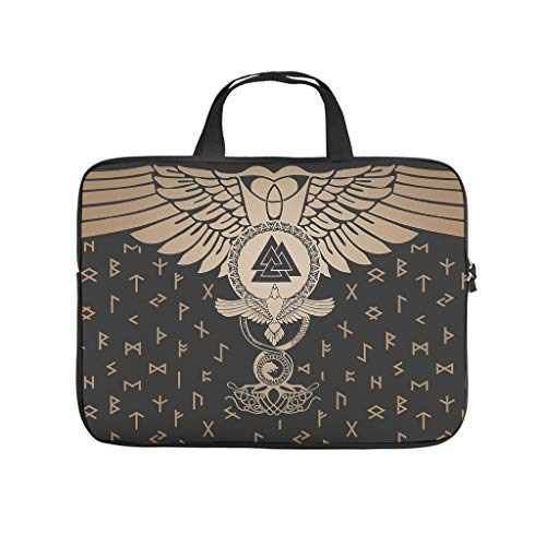 Normal Laptop Bags Retro Durable Tablet Cases Suitable for Outdoor Use