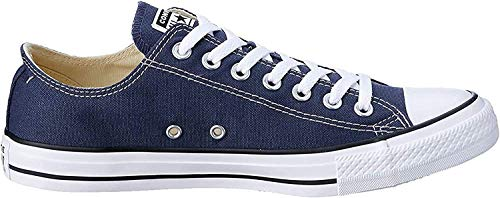Converse Chuck Taylor All Star Ox, Zapatillas Unisex Adulto, Blue, 35 EU
