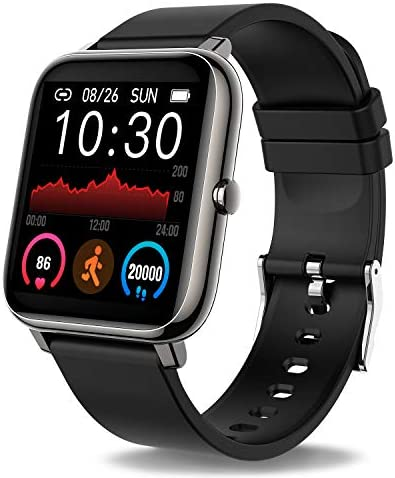 Donerton Smart Watch Fitness Tracker 1 4 for Android Phones Fitness Tracker with Heart Rate product image