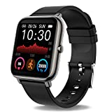 Donerton Smart Watch, Fitness Tracker for Android Phones, Fitness Tracker with Heart Rate and Sleep Monitor, Activity Tracker with IP67 Waterproof Pedometer Smartwatch with Step Counter for Women Men